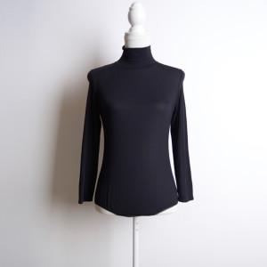 28/16_2 Боди черный из трикотина от La Perla purity_fashion_studio