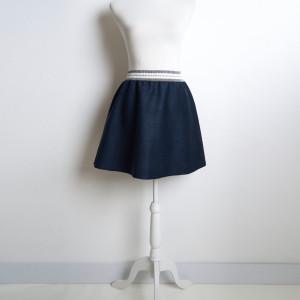 56:16_3 юбка синяя замш-неопрен purity fashion studio 3