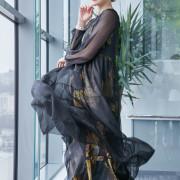 платье в пол_purity_fshion_studio