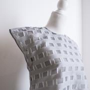 (63_16_1,64_16_1) платье с воланом из жакарда деворе_4