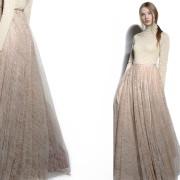 юбка с сиянием